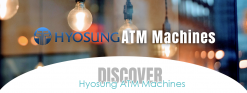 Hyosung ATM Machines